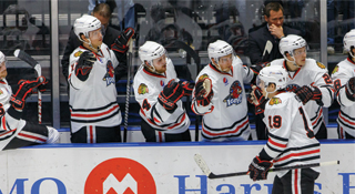 Official Website of the Rockford IceHogs: Home