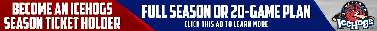 2018-19 Season Tickets Banner
