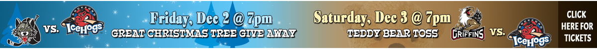 12/2 and 12/3 Banner Ad