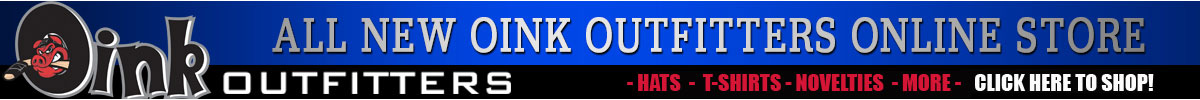 New Oink Outfitters Online Banner