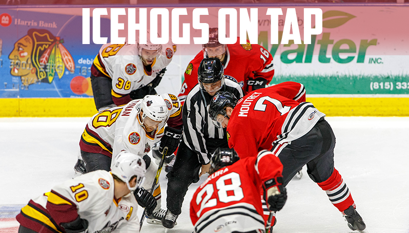 Official Website of the Rockford IceHogs  IceHogs News 0ac3c2611