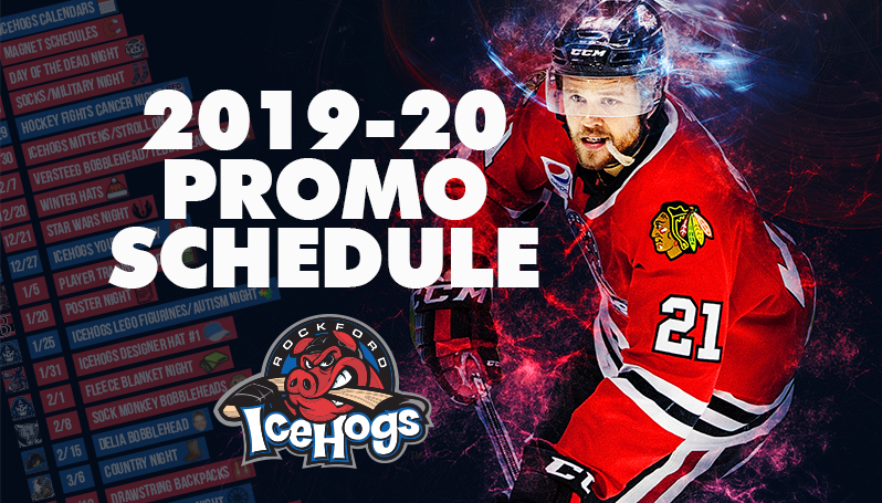 Official Website of the Rockford IceHogs: News