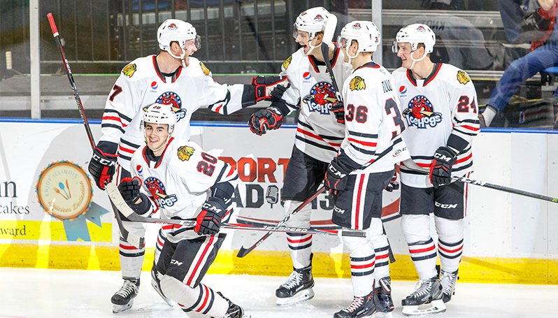 ff4888a702d Official Website of the Rockford IceHogs: IceHogs News