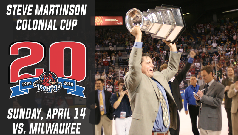1e36b42cf186 HOGS TO HOST FORMER HEAD COACH MARTINSON   COLONIAL CUP DURING HOME FINALE