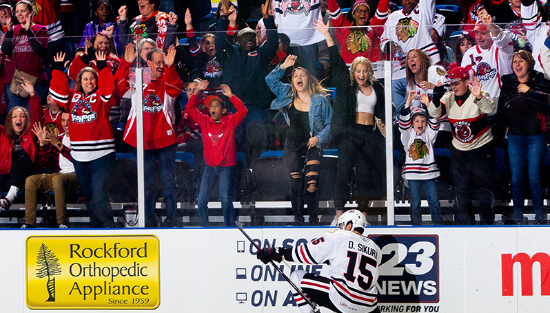 1947d4fd1 Official Website of the Rockford IceHogs: News