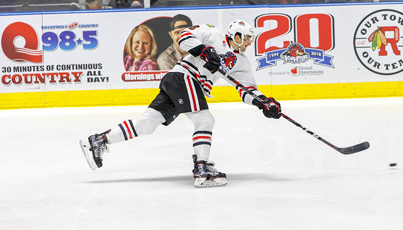Official Website of the Rockford IceHogs: IceHogs News
