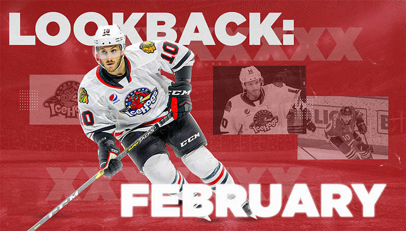 Official Website Of The Rockford Icehogs News