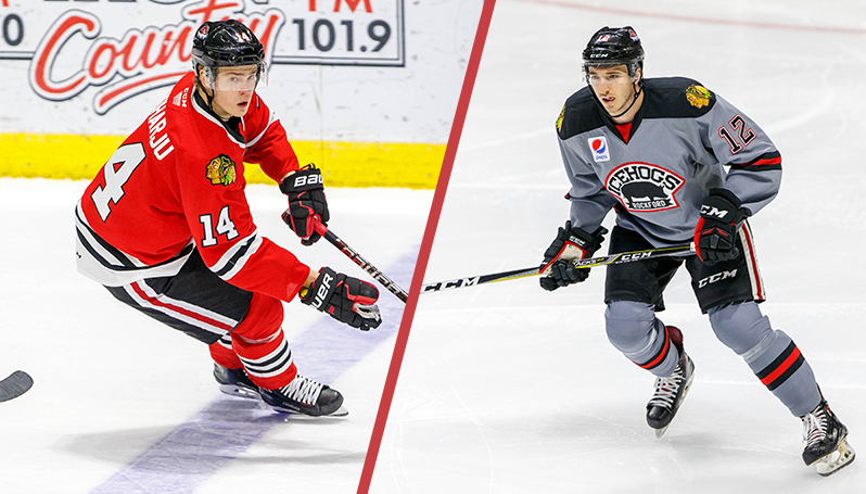 027936a98438 Official Website of the Rockford IceHogs  IceHogs News