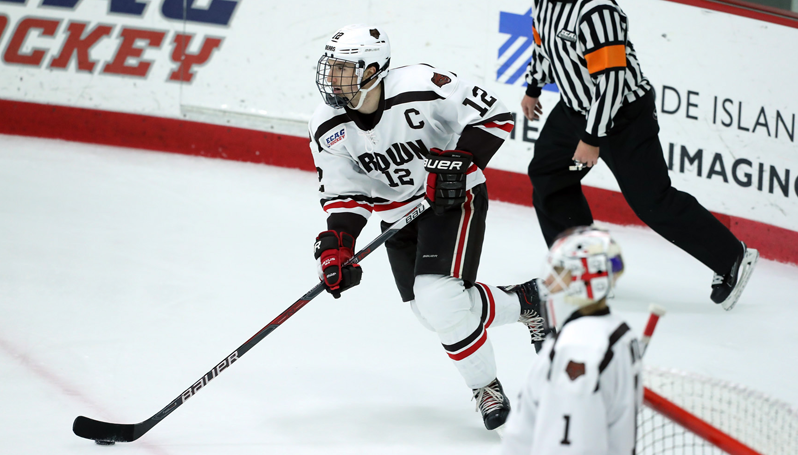 95c51ebdc McARDLE RETURNS TO HIS ROOTS IN PURSUIT OF PRO HOCKEY CAREER