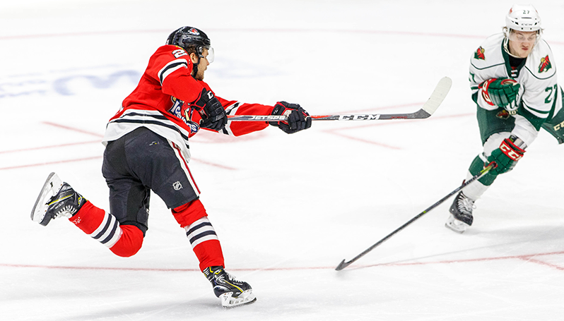 Official Website of the Rockford IceHogs  IceHogs News 0710baf9f8a7