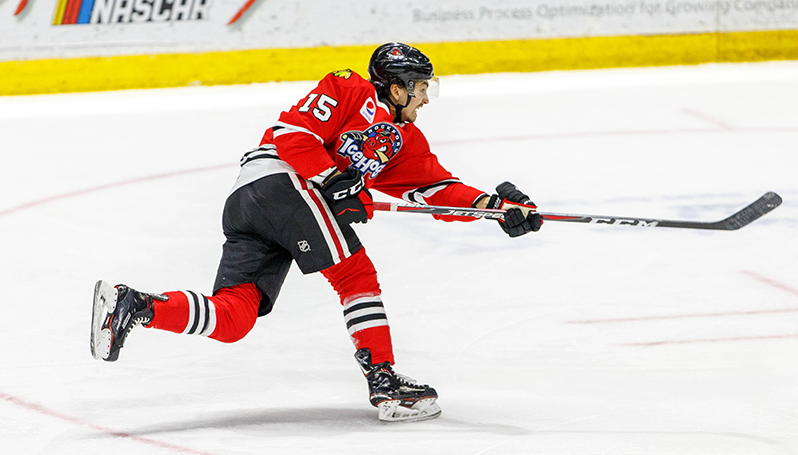 d7f05e6c2 Official Website of the Rockford IceHogs: News