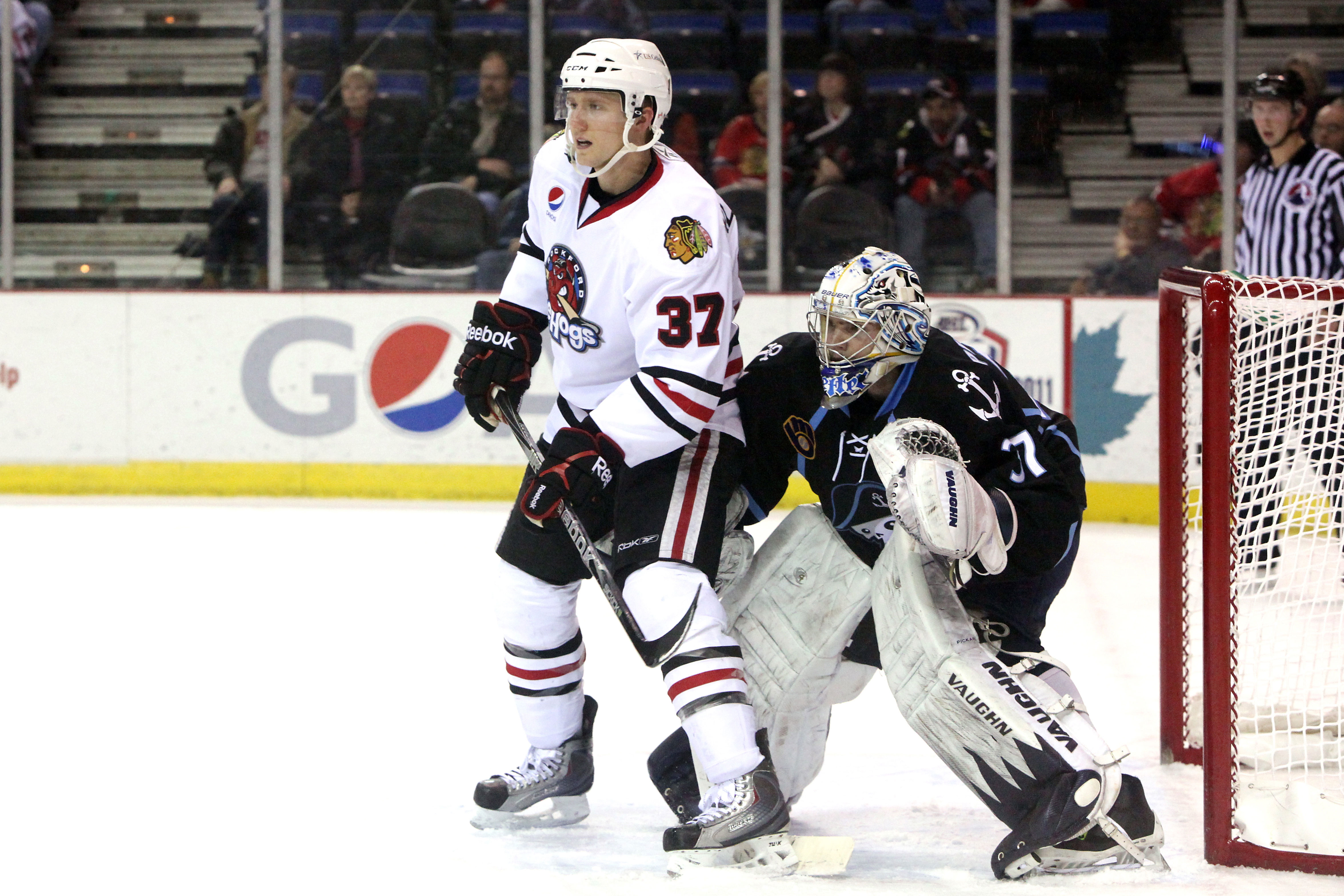 086965b2382 Official Website of the Rockford IceHogs: News