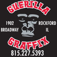 Guerrila Graffix Scroll