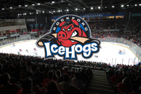 ICEHOGS FRONT OFFICE HONORED WITH TWO LEAGUE AWARDS